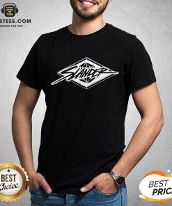 Awesome Slander Merch Big Cartel Diamond Shirt - Design By Earstees.com