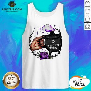 Good Witch Witches Brew Tank Top