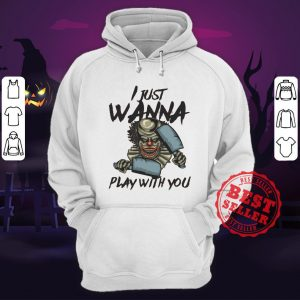 Halloween Joker I Just Wanna Play With You Hoodie