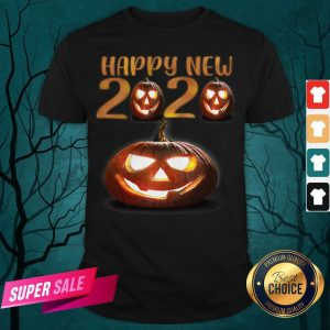 Happy New Halloween Pumpkins 2020 Shirt