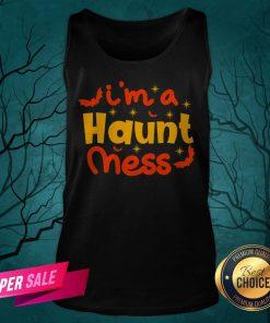 I'm A Haunt Mess Happy Halloween Tank Top