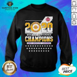 Los Angeles Lakers Western Conference Champions 2020 Sweatshirt - Design By Earstees.com