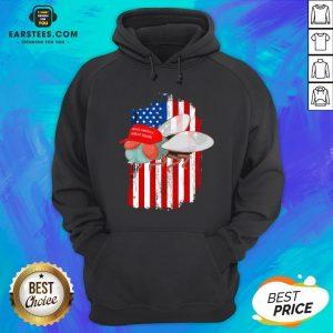 Mike Pence Fly MAGA Trump 2020 Republican Democrat Hoodie - Design By Earstees.com