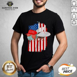 Mike Pence Fly MAGA Trump 2020 Republican Democrat Shirt - Design By Earstees.com