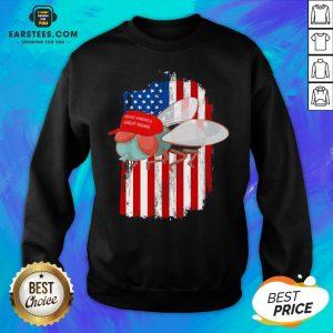 Mike Pence Fly MAGA Trump 2020 Republican Democrat Sweatshirt - Design By Earstees.com