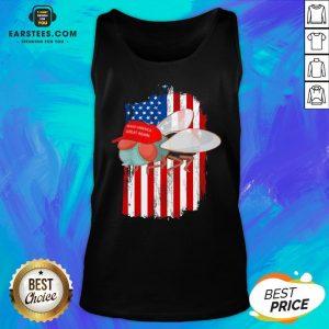 Mike Pence Fly MAGA Trump 2020 Republican Democrat Tank Top - Design By Earstees.com