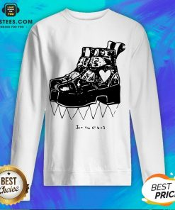 Official Deathstud Boots Join The Club Sweatshirt - Design By Earstees.com