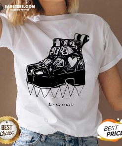 Official Deathstud Boots Join The Club V-neck - Design By Earstees.com
