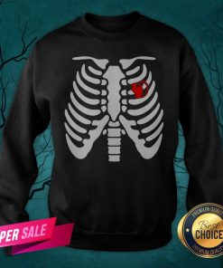Official Halloween Day Skeleton Cat Sweatshirt