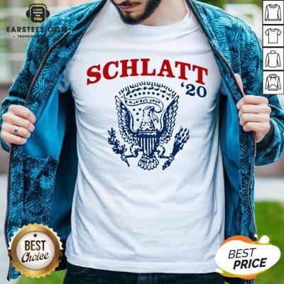 Official Schlatt 20 Shirt - Design By Earstees.com