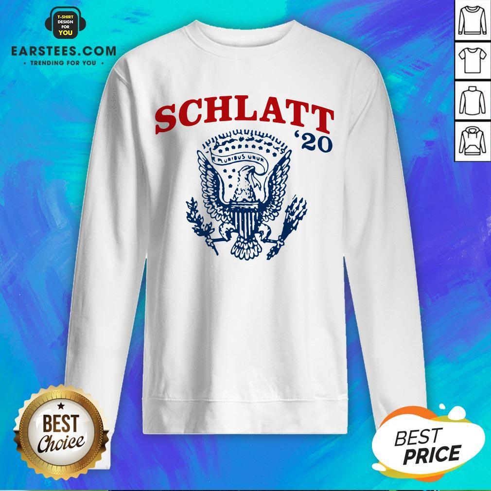 Official Schlatt 20 Sweatshirt - Design By Earstees.com