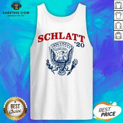 Official Schlatt 20 Tank Top - Design By Earstees.com