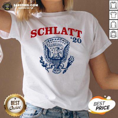 Official Schlatt 20 V-neck - Design By Earstees.com