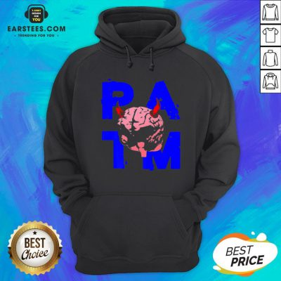 Original Evil Brain Hoodie - Design By Earstees.com