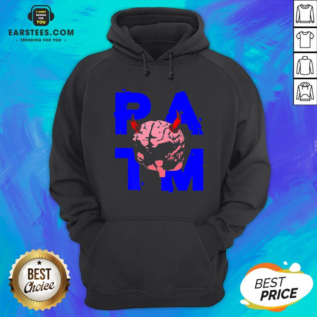Original Evil Brain Hoodie - Design By Earstees.com