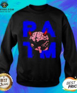 Original Evil Brain Sweatshirt - Design By Earstees.com