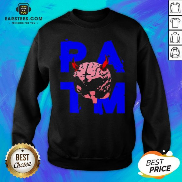 Original Evil Brain Sweatshirt - Design By Earstees.com