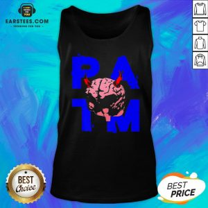 Original Evil Brain Tank Top - Design By Earstees.com