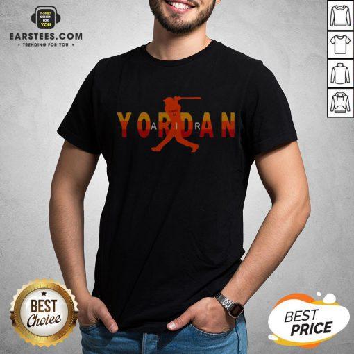 Perfect Alvarez Yordan Air Shirt