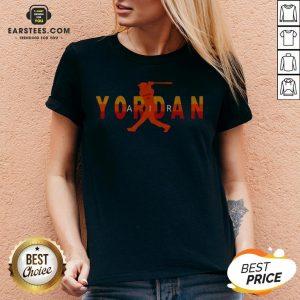 Perfect Alvarez Yordan Air V-neck