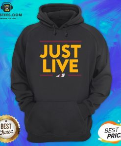 Perfect Just Love AS Hoodie- Design By Earstees.com