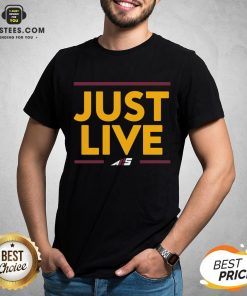 Perfect Just Love AS Shirt - Design By Earstees.com
