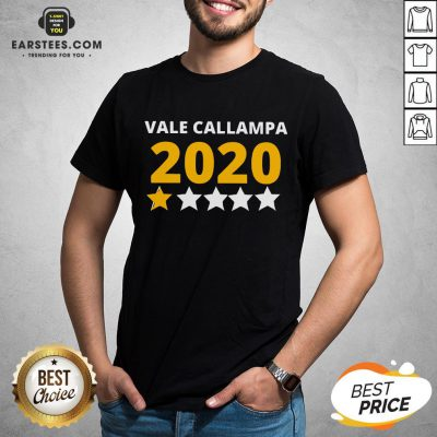 Perfect Vale Callampa 2020 Shirt - Design By Earstees.com
