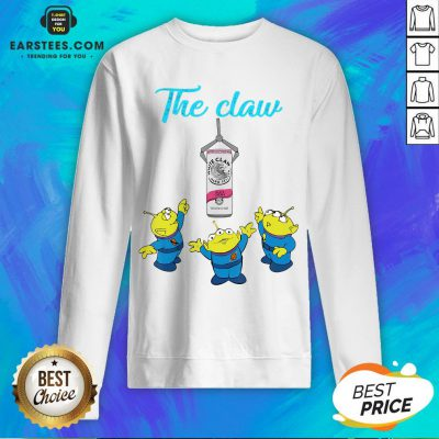 Premium Love White Claw Merry Christmas Apparel Holiday Sweatshirt - Design By Earstees.com