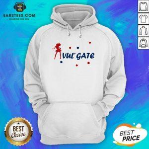 Premium Vul Gate Hoodie - Design By Earstees.com