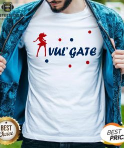 Premium Vul Gate Shirt - Design By Earstees.com