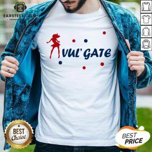 Premium Vul Gate Shirt - Design By Earstees.com