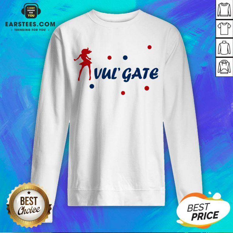 Premium Vul Gate Sweatshirt - Design By Earstees.com