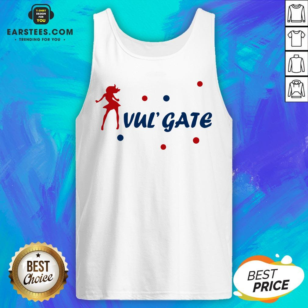 Premium Vul Gate Tank Top - Design By Earstees.com