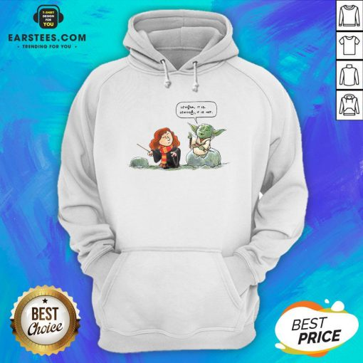 Top Baby Yoda Harry Potter Leviosa It Is Leviosa It Is Not Hoodie - Design By Earstees.com