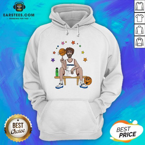 Top Lil Dicky X Staycool Courtside Hoodie - Design By Earstees.com