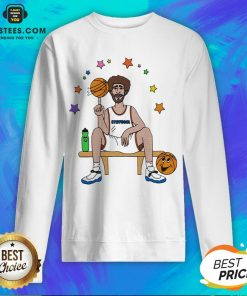 Top Lil Dicky X Staycool Courtside Sweatshirt - Design By Earstees.com