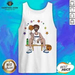 Top Lil Dicky X Staycool Courtside Tank Top - Design By Earstees.com