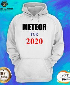Top Meteor For 2020 Hoodie - Design By Earstees.com