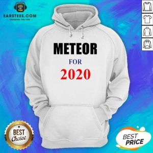 Top Meteor For 2020 Hoodie - Design By Earstees.com