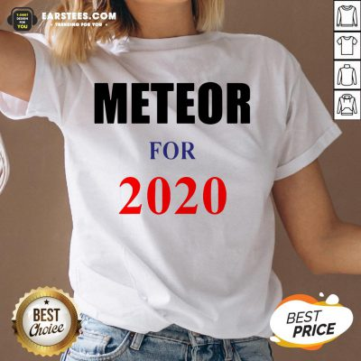 Top Meteor For 2020 V-neck - Design By Earstees.com