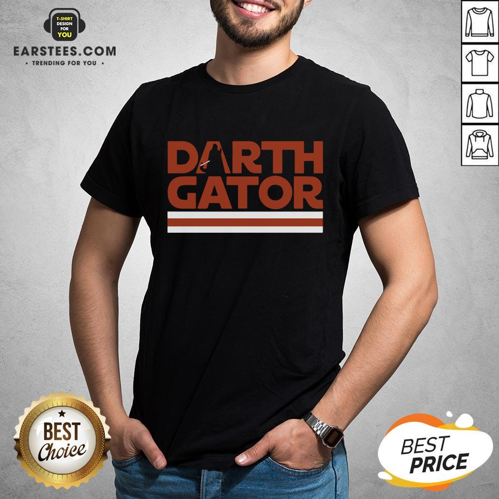 Awesome Darth Gator Gainseville T-Shirt - Design By Earstees.com