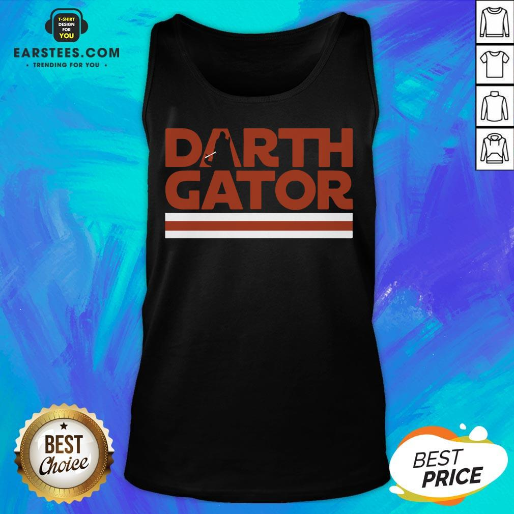 Awesome Darth Gator Gainseville Tank Top - Design By Earstees.com