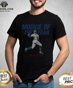 Awesome Mookie Of The Year Shirt - Design By Earstees.com