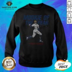Awesome Mookie Of The Year Sweatshirt - Design By Earstees.com