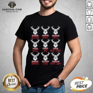 Good Christmas Deer Bow Hunting Santa Shirt- Design By Eerstees.com