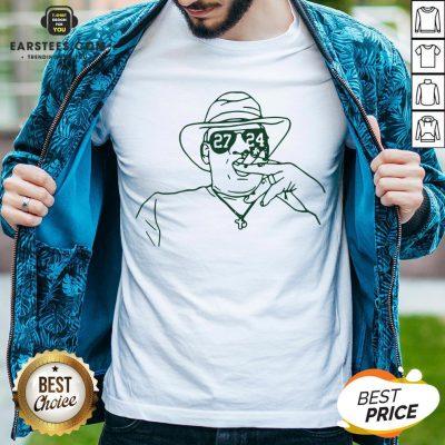Nice 27-24 Unisex Shirt - Design By Earstees.com