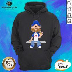 Nice Playoff K 22 Hoodie - Design By Earstees.com