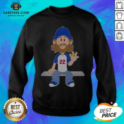 Nice Playoff K 22 Sweatshirt - Design By Earstees.com