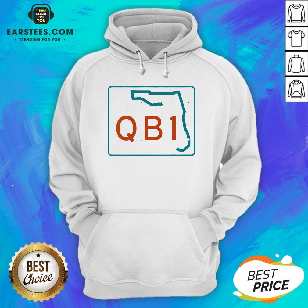 Official Miami QB1 – Miami Football 2020 Hoodie - Design By Earstees.com