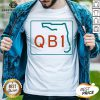 Official Miami QB1 – Miami Football 2020 Shirt - Design By Earstees.com
